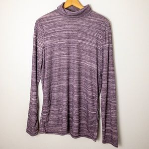 Banana republic long sleeve ribbed turtle neck
